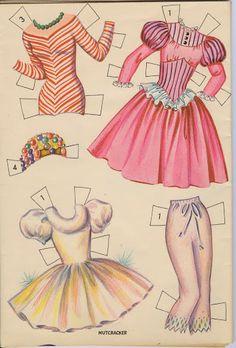 Nutcracker Ballet 1960- Whitman co uncut - Bobe Green - Picasa Web Albums