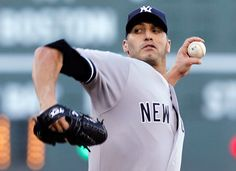 andy pettitte | Andy Pettitte Andy Pettitte #46 of the New York Yankees throw during ...
