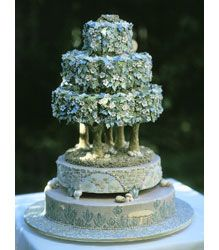 Beautiful Cakes By Canadian Baker Bonnie Gordon : wedding cake Z865004 cc_tree