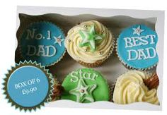 father's day cupcakes - Google Search