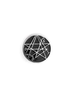 Photo of Necronomicon Enamel Pin Badge