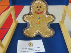 The Great Gingerbread Man Hunt!