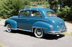 Opel Olympia - Opel Olympia 1951