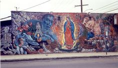 By Paul J. Botello. East Los Angeles.