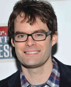 Bill Hader <3 My crush. Nerdy/Funny is the new Sexy. HOT! #mangold FOLLOWING APRIL