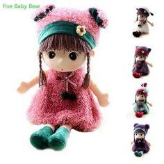 """C$ 14.00 Mode Angela fille poupée attrayant mignon en peluche poupée en peluche fille jouet 45 cm 20 """"et 60 cm 22"""" figure poupée série doux jouet"""