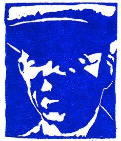 Dadaist - carving -