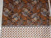 Kain Batik Katun Prima [1001-Hitam]