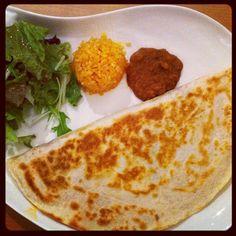 120524 @  950 #lunch #mexicanfood #quesadilla #texmex - @ogu_ogu- #webstagram