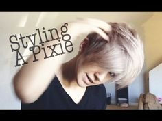 How to get Lots of Volume and Texture in Your Pixie - YouTube