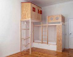 unterhaltsame kita einrichtung von baukind-kita drachenhöhle in, Schlafzimmer design