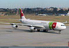 TAP - Air Portugal Airbus A340-312 CS-TOC at Sao Paulo Guarulhos