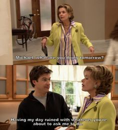 why they ever cancelled arrested development, i'll never know.