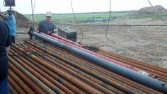 Kansas oil well lease