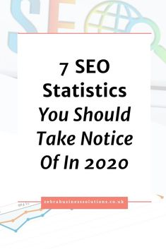 Facts and figures aren't everyone's cup of tea but these are the seven crucial SEO stats you need to know about to ensure your digital marketing strategy is effective. Digital Marketing Strategy, Seo Marketing, Online Marketing, Seo Tutorial, Seo For Beginners, Seo Strategy, Search Engine Marketing, How To Start A Blog, Brand Design