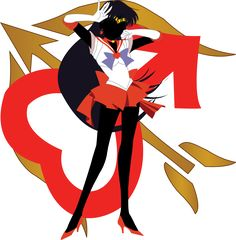 Sailor Kakyuu makes 1 appearance in the manga, no appearance in the anime, which to me is a shame. She is the senshi form of Princess Kakyuu who the Sailor Starlights are searching for on Earth Ill...