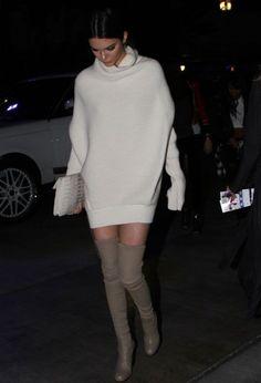 A Cor Favorita de Kendall Jenner