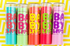 baby lips - Bought for my 11 year old -- only to find it's PERFECT for those of us of a certain age.