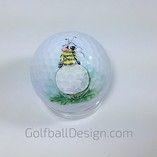 Golfball Nr. 58