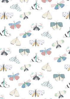 Butterfly print/pattern