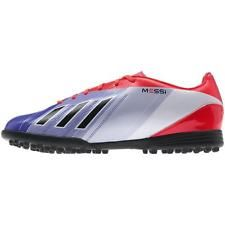 New Mens Adidas F5 TRX TF Messi Astro Turf Football Trainers