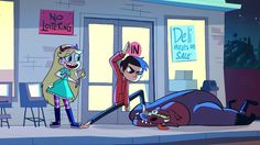 Star vs. The Forces of Evil First Impressions   Death's Door Prods