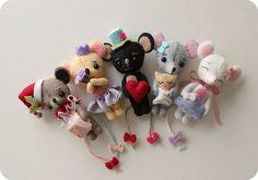 tiny mice | Flickr - Photo Sharing!