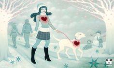 Fundação MIRA mostra ligação única entre cão-guia e pessoa - Comunicadores.info