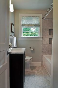 Marble Bathroom To Me So Much Marble Doesn T Fit The Style Of