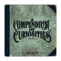 Advantus A Compendium of Curiosities Volume II by Tim Holtz Idea-ology, 8.75 x .75 x 8.5 Inches, 77 Pages, TH93018 by Tim Holtz Advantus, http://www.amazon.com/dp/B007I7HLFA/ref=cm_sw_r_pi_dp_kFMHrb1PNPR6Q