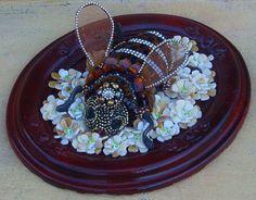 """Queen Bee"" | by Susan Turlington Mosaics"