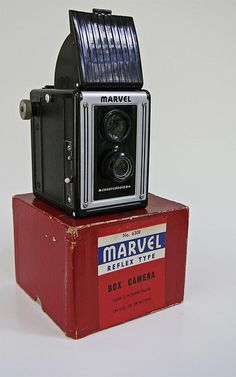 Marvel Reflex Camera...dont think i have this one
