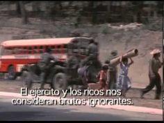 Cuando las Montañas Tiemblan (Rios Montt). Si hubo genocidio