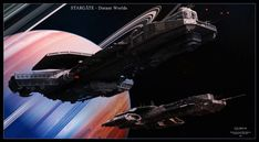 Stargate - Distant Worlds by Mallacore on DeviantArt Stargate Ships, Space Battles, Spaceship Concept, Atlantis, Worlds Largest, Concept Art, Scene, Deviantart, Urban