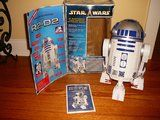 R2D2 HASBRO Star Wars Voice Activated Industrial Automaton  - Offers - Listed by Sell it socially     GLDI9097    has been published on Sell it Socially
