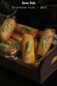 Catatan Nina: SOSIS SOLO Spicy Recipes, Cooking Recipes, Ezcema Diet, Kick Start Diet, Low Glycemic Diet, Indonesian Cuisine, Food Charts, Ramadan Recipes, Asian Desserts