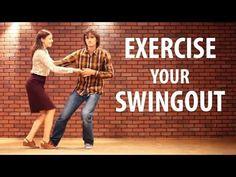 #SWINGOUT Variations Lesson. #LindyHop