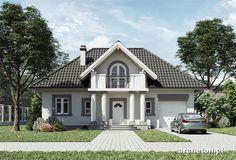 Garage Apartment Plans, Garage Apartments, Modern Bungalow House, Modern House Plans, Burbank Homes, Big Mansions, Micro House, Minimalist Home, Home Fashion