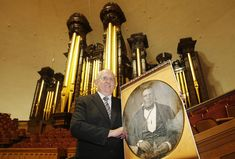 Rare photo identified as first director of Tabernacle Choir | Deseret News