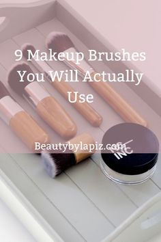 black women's makeup jars - Summer Make-Up Makeup Tutorial Foundation, Makeup Tutorial Eyeliner, Contour Makeup, Makeup Brush Set, Makeup Kit, Diy Makeup, Makeup Ideas, Contouring, Makeup Eraser