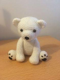 Crochet... Amigurumi : Polar Bear