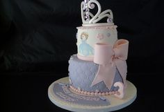 Caketastic Bakery Sofia The First Birthday Cake » Caketastic Bakery