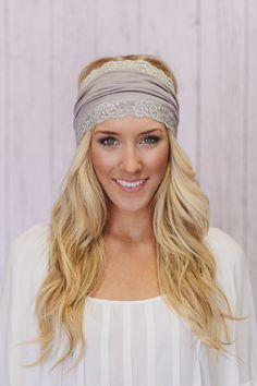 hair & headband