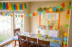 BOY PARTIES: MONSTER PARTIES: Adorable Monster Mash Party by RV Events » Pink Peppermint Prints and Parties