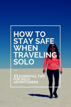 Traveling solo makes you more vulnerable for theft and harassment. These 11 simple-to-apply tips will keep you safe on the road. For example: Always take the taxi driver / riksja driver who seems least interested. Chance is a little he/she will have malicious plans! More original and essential tips in the article!   Brought to you by Bunch of Backpackers