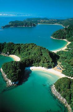 Urupukapuka Island, Bay of Islands, New Zealand