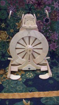 SpinOlution Mach II Spinning Wheel