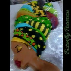 Soul Sista Cake! A must have for my next birthday!