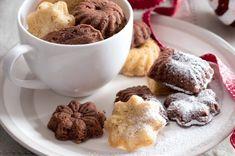 Dvoubarevné pracny Christmas Baking, Christmas Cookies, Czech Recipes, Trifle, Baked Goods, Muffin, Favorite Recipes, Breakfast, Food
