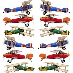 @rosenberryrooms is offering $20 OFF your purchase! Share the news and save!  Small Planes Wall Stickers #rosenberryrooms